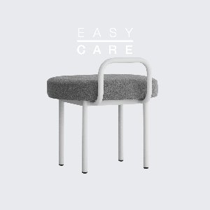 Bold Chair_EASY-CARE Dim Gray Mistake