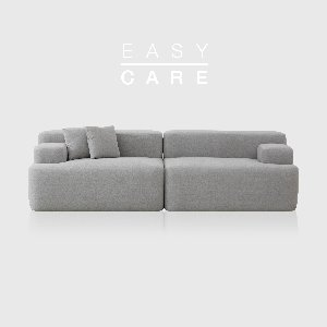Able Sofa A+A / Warm Gray DP